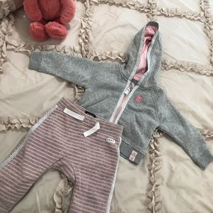 DKNY baby suit